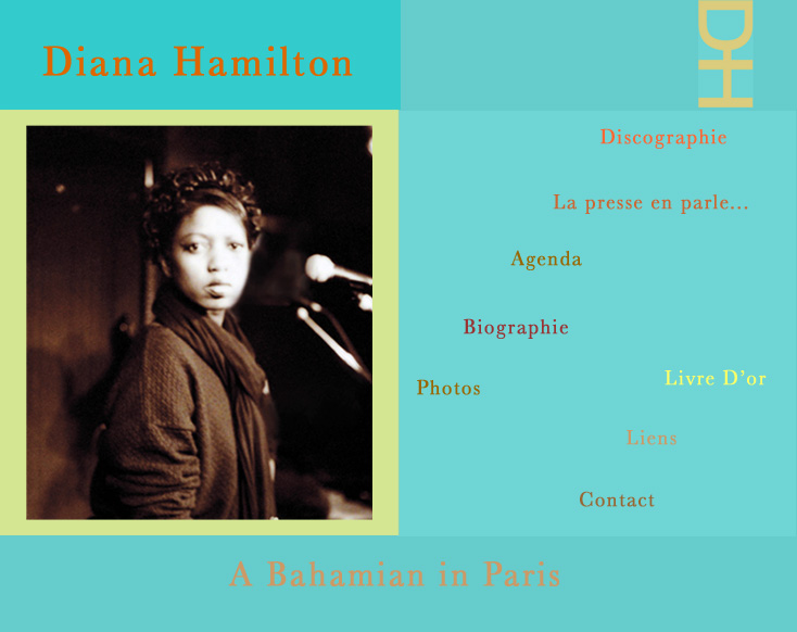 Diana Hamilton, chanteuse, auteur, compositeur, interprète, rock gospel, blues, concert, a bahamian in paris, bahamas